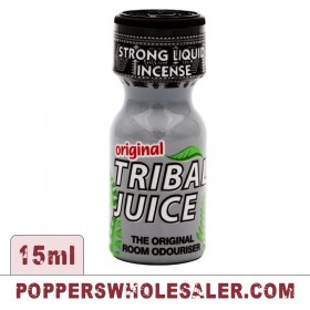 Poppers Tribal Juice