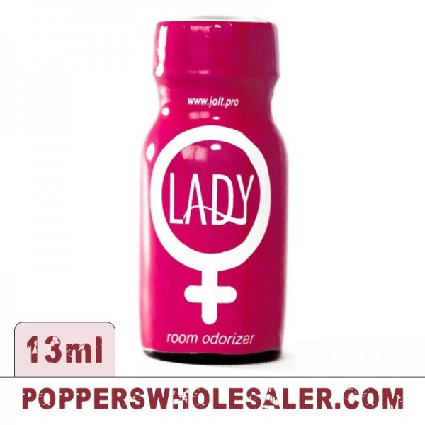 Poppers Lady