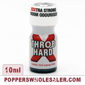 Poppers Throb Hard