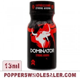 Poppers Dominator Black