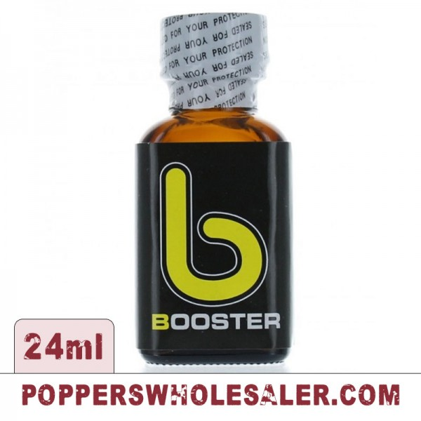 Poppers Booster