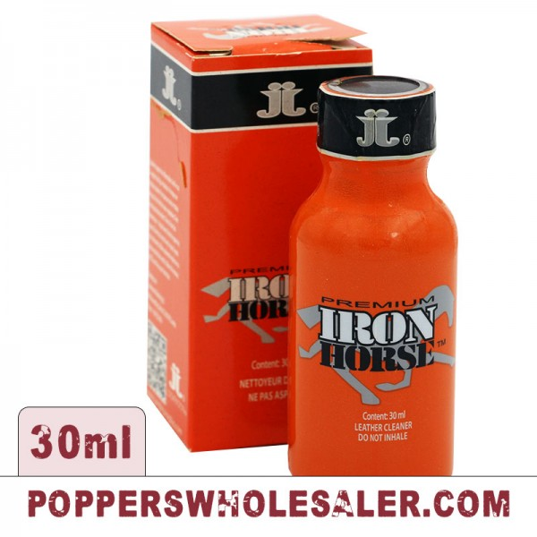 Poppers Iron Horse 30 ml