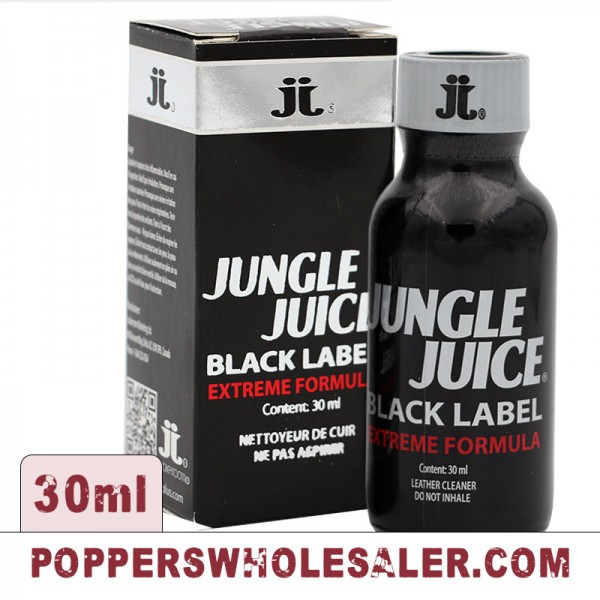 Poppers Jungle Juice Black 30 ml