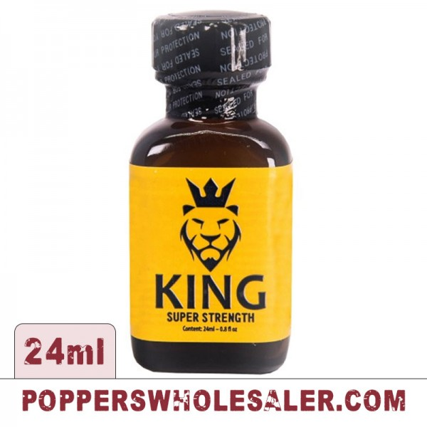 Poppers King 24 ml