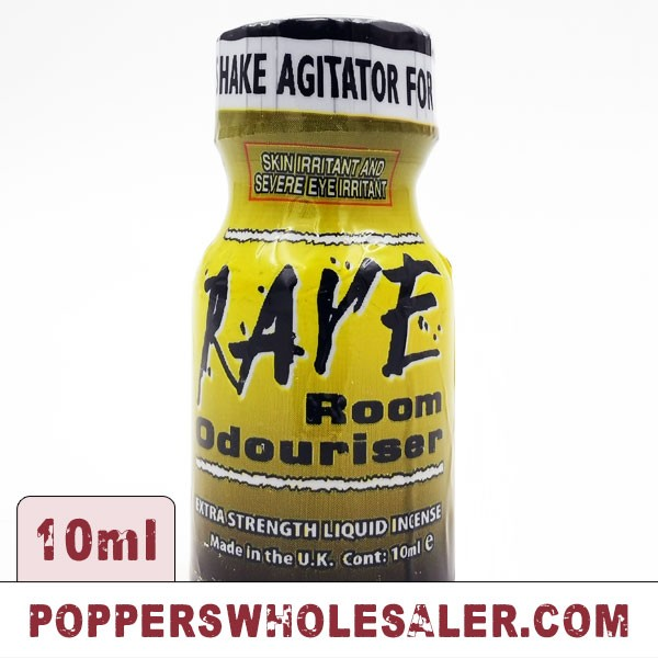 Wholesaler Poppers Rave Ultra Strong