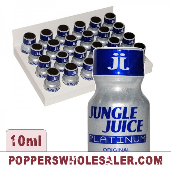 Poppers Jungle Juice Platinium