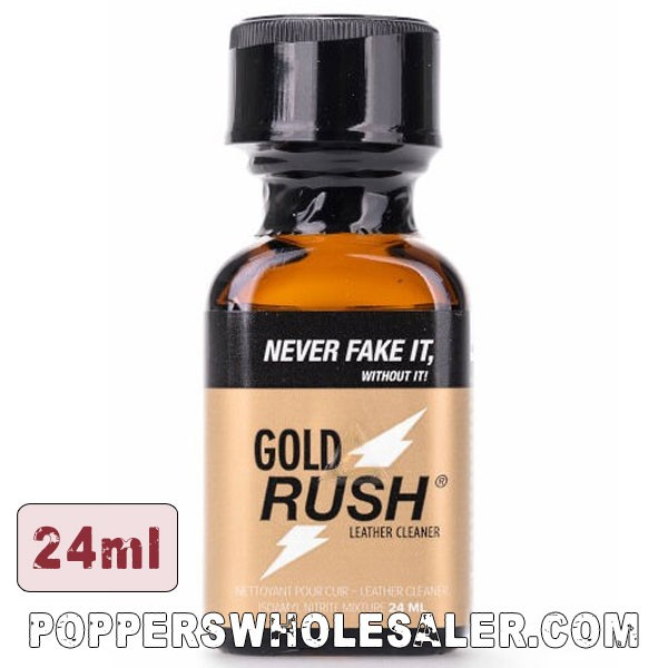 Grossiste Poppers Gold Rush 24ml